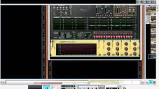 Tiesto - Maximal Crazy (Bassjackers Remix) Tutorial in Reason