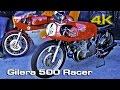 Gilera 500 Racer Sound [4K]