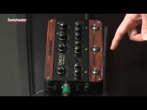Fishman ToneDEQ Guitar Preamp, Effects and EQ Pedal Review by Don Carr