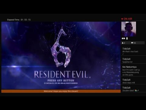 Resident Evil 6 Giraffe Mercenaries Youtube