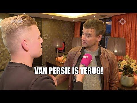 Van Persie terug bij Feyenoord