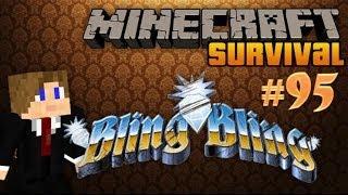 Minecraft Survival - Bling Bling Kamer - Deel 95