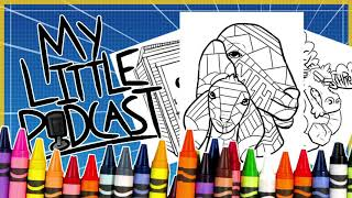 Aquaponics, Goats &amp FREE Printable Coloring Pages!  Episode 21  My Little Podcast