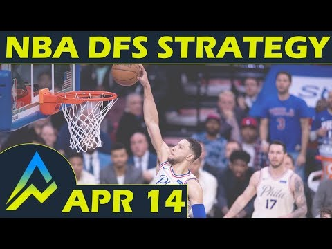 NBA DFS Projections & Strategy | Saturday...