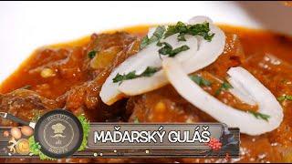 Maďarský Guláš - Jednoduše a v jednom hrnci! Tento guláš musíte ochutnat! ????