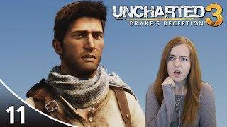 STRANDED IN THE DESERT! | Uncharted 3 Gameplay Walkthrough Part 11