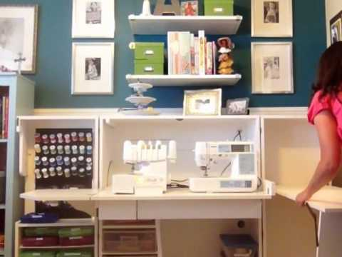 Ordinaire The Sewing Box Video Demonstration