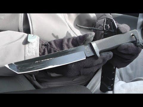 Нож Cold Steel Recon Tanto - единственное применение