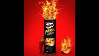 Desafio- Simulador de Pack Opening c/ Pringles  Hot & Spicy c/BrunoOficial