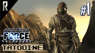 ◄ Star Wars: The Force Unleashed HD - Tatooine DLC - Part 1