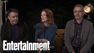 Gloria Bell's Julianne Moore On What It's Like Watching The Film | Entertainment Weekly