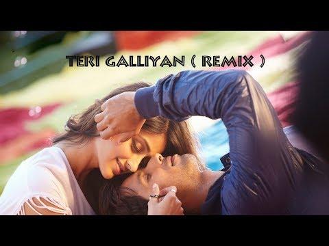Teri Galliyan ( Female Version ) Remix....