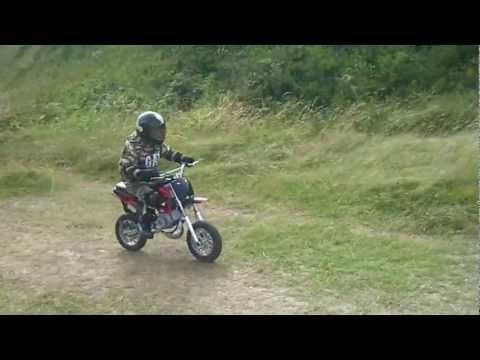 Sonny Age 5 mini moto