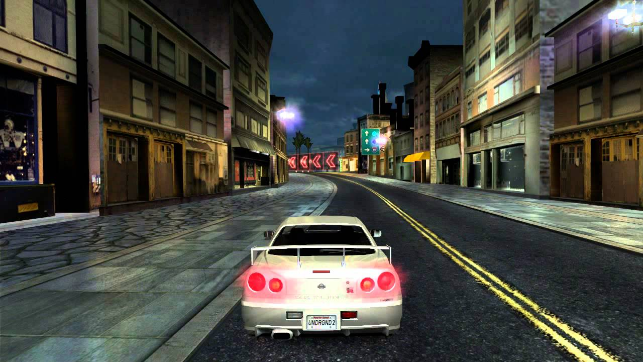 Nfs underground 2 texture mod download