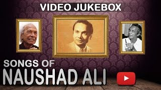 evergreen melodious hits of naushad ali l video jukebox l vol 2