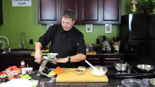 Carrot Raisin Ginger Salad : Salad Recipes