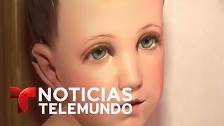 Viaje a la cuna mexicana de las artesanías navideñas | Noticiero | Noticias Telemundo