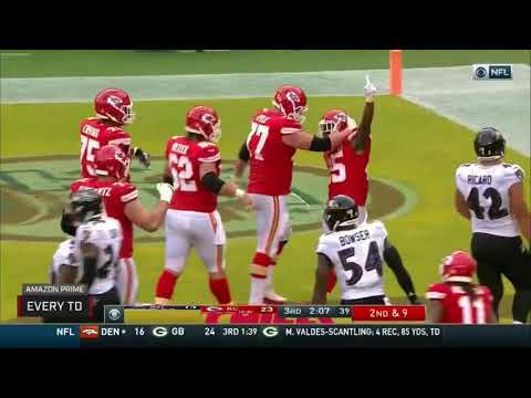 NFL RedZone Every Touchdown from Every Game 2019 Week 3
