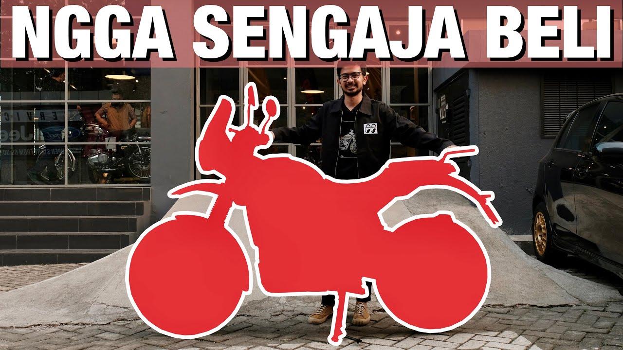 ISENG BELI MOTOR LAGI - #415