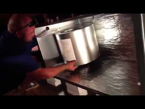 furnace transformer hook up