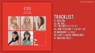 [Full Album] EXID (이엑스아이디) – WE