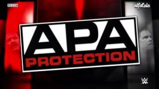"""WWE: APA - """"Protection"""" - Theme Song 2015"""