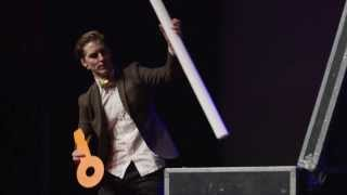 Reincarnate Your Darlings: Erik Thorstensson At Tedxgöteborg