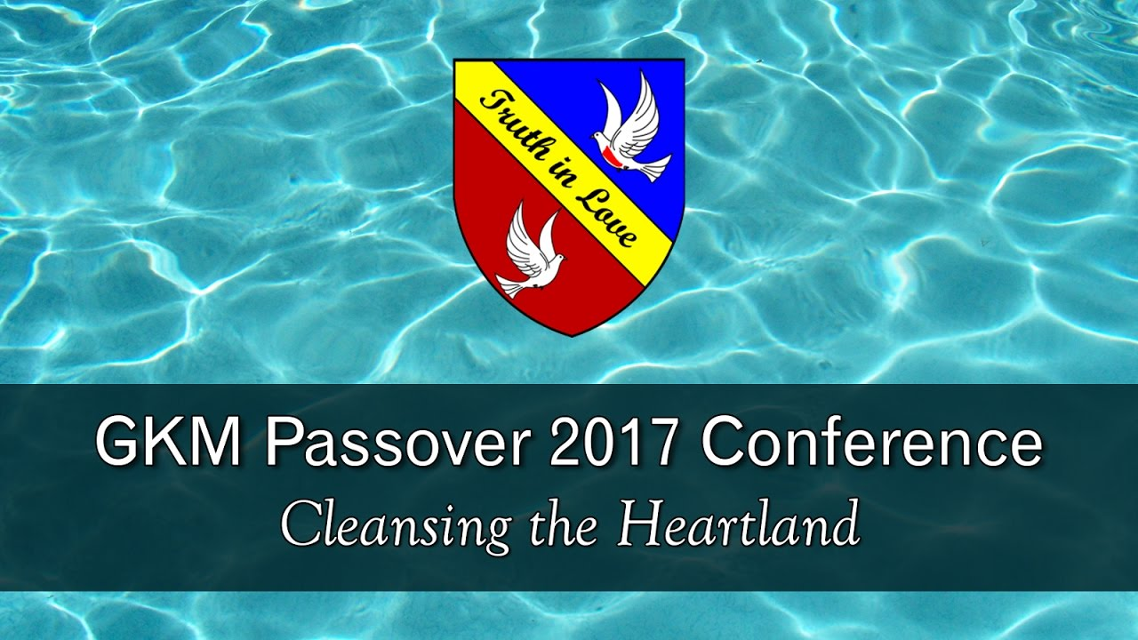 Passover Conference 2017 - Day 1, Afternoon - Carlos and Shelli Ricci
