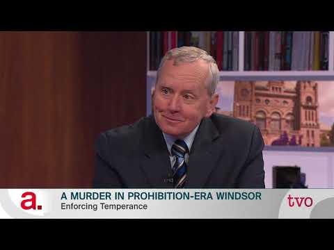 A Murder in Prohibition-Era Windsor