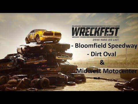 BASTIEBLUE_Wreckfest - Bloomfield Speedway - Dirt Oval & Midwest Motocenter #4