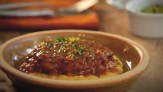 Osso Buco with Creamy Polenta and Citrus Gremolata Recipe - Cuisine Solutions