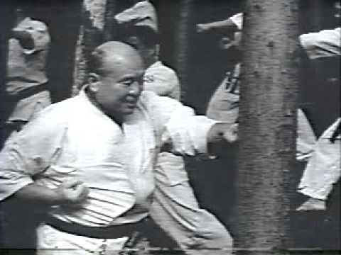 Masutatsu Oyama Kyokushinkaikan