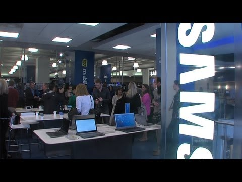 Best Buy, Samsung Get Experienced