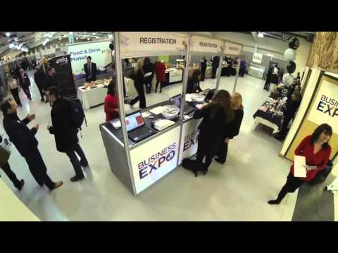 Business Expo in 60 Seconds