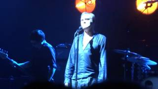 MORRISSEY - OBOE CONCERTO - LIVE PARIS @ OLYMPIA 24/09/15