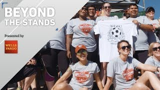 Harnessing the power of Goals in Dallas | Beyond the Stands pres. by Wells Fargo thumbnail