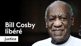 Condamné pour agression sexuelle, Bill Cosby a été libéré