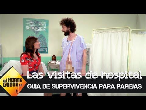 Consejos para sobrevivir a las visitas al hospital - El Hormiguero 3.0