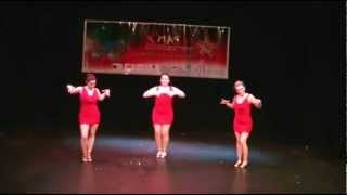 SALSA DANCE BEST SPANISH SALSA DANCING Performance at Kerala Association Christmas