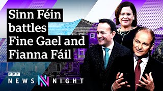 Irish Election: Is there a Sinn Féin surge? - BBC Newsnight