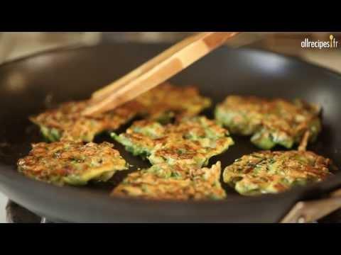 recette-pour-faire-des-galettes-croustillantes-aux-courgettes