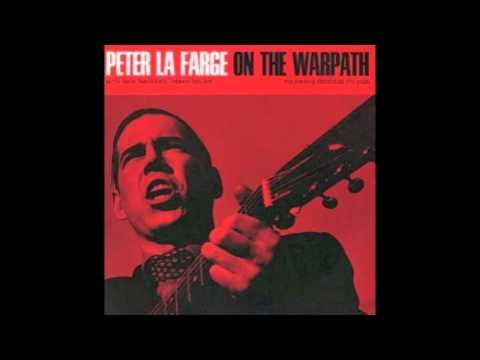 Peter La Farge - Drums