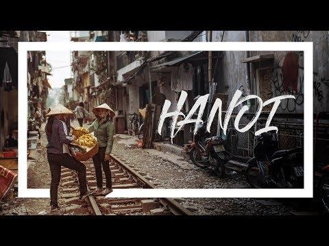VIETNAM Travel Video 2019 (HANOI) GH5 + Sigma 18-35mm