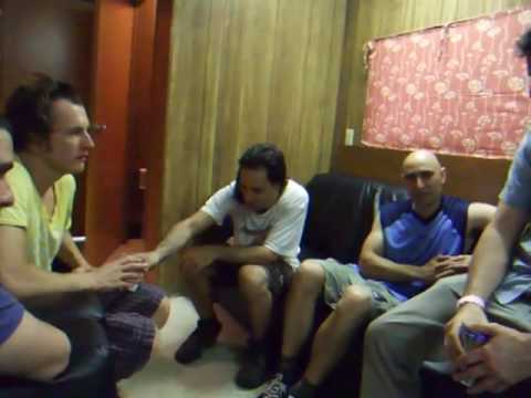 DUMAN (Turkey) interview by Doobeedoobeedoo  at the Istanbulive 2 Festival in NY, July 3rd, 2010