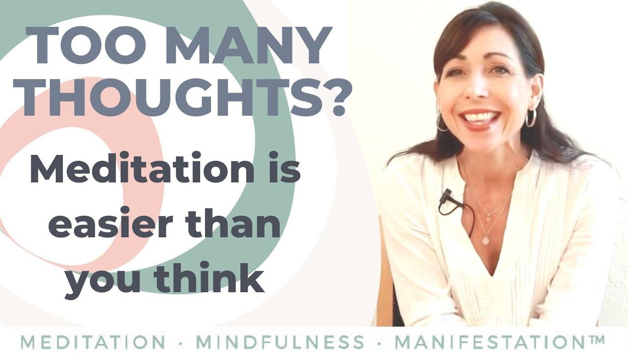 Meditation Frustration 😩 Mind Wandering & Too Many ...