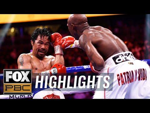 Manny Pacquiao vs. Yordenis Ugas: First Look Highlights | PBC ON FOX