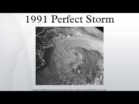 1991 Perfect Storm