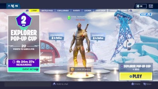 Trying to be toxic im a noob really // Fortnite gameplay // MFM CLAN