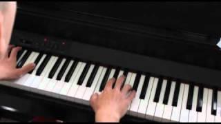 Bereczki Zoltán - Hangokba zárva / Josh Groban - February song (Piano)