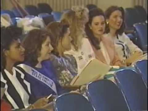 Miss New Hampshire 1993 Behind the Scenes Part 1